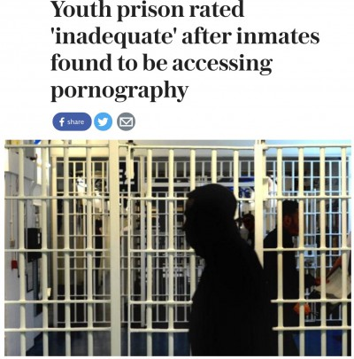 youth prison